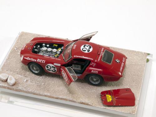 steve barnett model cars