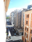 A room with a view (Rome)
