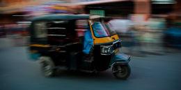 Motorised Rickshaw