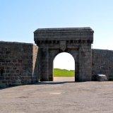 Building - Torry Battery (Gun Fortification) guarding Aberdeen Harbour 1860