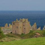 Castle - Dunnottar Castle near Stonehaven