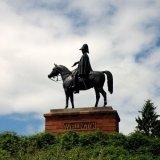 Monument - Duke of Wellington Statue, at Aldershot