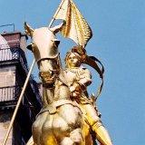 Monument - Joan of Arc Statue, Paris, France