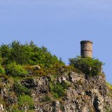 Monument - Kinoull Tower, a 222 metre romantic folly overlooking the River Tay at Perth