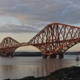 SCOTLAND - Forth Bridge (from South Queensferry)