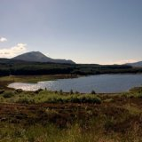 SCOTLAND - Loch Kinardochy by Schiehallion