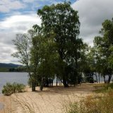 SCOTLAND - On the shore of Loch Rannoch