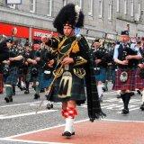 SCOTLAND - Pipe Band Parade