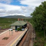 SCOTLAND - Rannoch Station