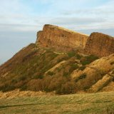 SCOTLAND - Salisbury Crags, Edinburgh