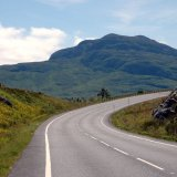 SCOTLAND - The Road to Loch Laggan