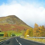 SCOTLAND - The Spittal of Glenshee