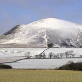 SCOTLAND - Tinto Hill in Winter