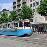 SWEDEN - Gothenburg Tram