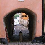 SWEDEN - Stockholm Archway and Lane