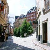 SWEDEN - Street Scene in Stockholm