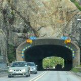 SWEDEN - Tunnel