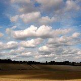 Summer - Clouds over Surrey