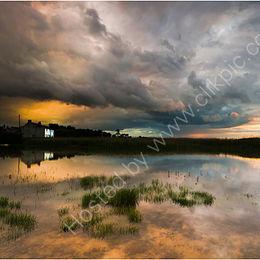 Summer Storm - Brancaster