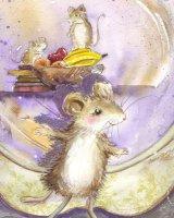 'Rachel' the mouse