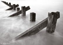 Barmouth Groyne - West Wales