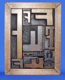 F Lexigraph 18 x 14 cm £45