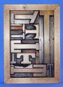T Lexigraph 19 x 13 cm £45