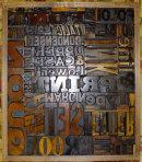 Print Lexigraph (Large) 41 x 35 cm £240