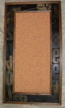 Lexigraph Pinboard 36x64cm £135