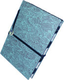 BLue Japanese Paper A5 Open Spine £23