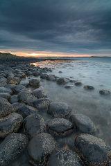 Sunset, Embleton Bay # 1