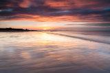 Sunset, Bamburgh # 4