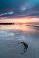 Sunset, Bamburgh # 1