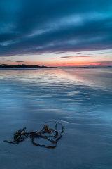 Sunset, Bamburgh # 3