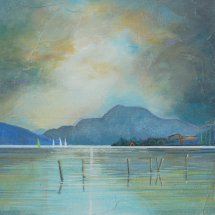 Ben Lomond ; Rain Cloud