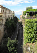 Road To Sorrento Harbour