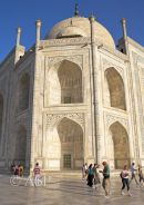 Taj Mahal - Side view