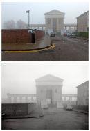 London Orphan Asylum (1825) Linscott Road 2011 & 1986