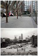 Broadgate April 2012 & 1987
