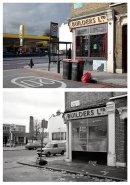 Linscott Road 2011 & 1986