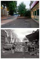 Rendlesham Road 2011 & 1986