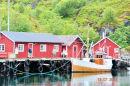 Leknes Fishing Village