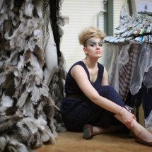 WWF Pandamonium - The Firebird - Makeup by Charlotte Thame