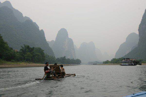 River Li, Guilin
