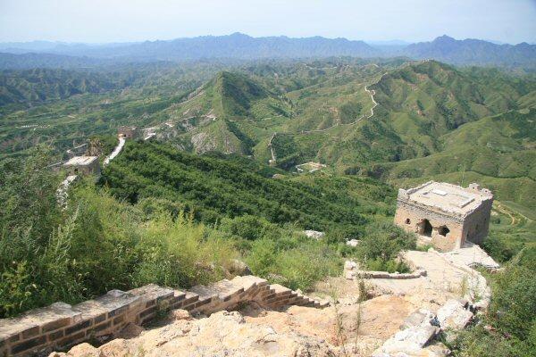 The Great Wall of Chinas at Simatai