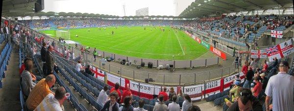 Graz Stadium, Austria Japan (1) v England (2)