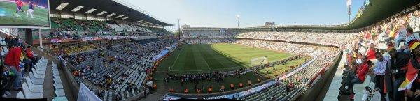 Free State stadium, Bloemfontein, South Africa, Germany (4) v England (1)