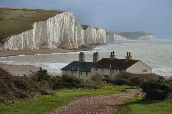 Seaford Head, Sussex