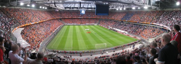 Amsterdam Arena, Holland