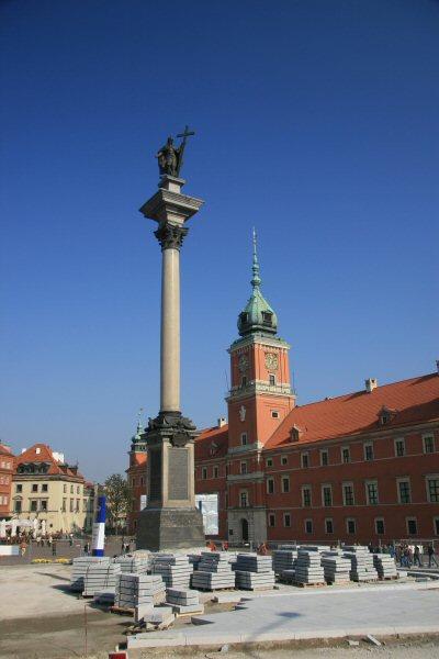 St Sigismund's Column, Warsaw
